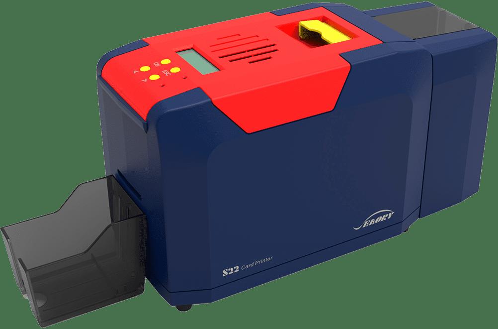 Impresoras tarjetas plásticas y control de accesos - Dukoa S22