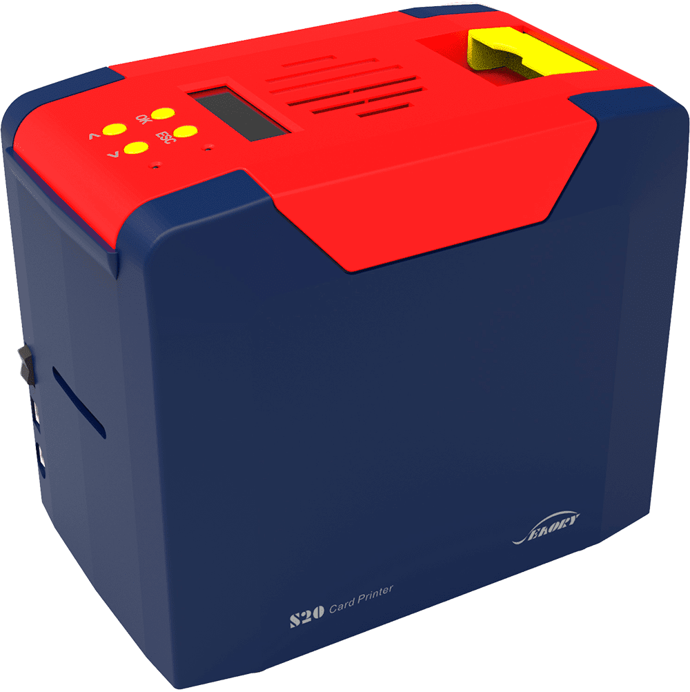 Impresoras tarjetas plásticas y control de accesos - Eliko S20